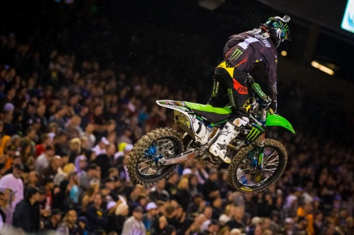Ryan Villopoto (Monster Energy AMA Supercross)