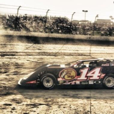 2012 Tony Stewart Racing (DIRT Late Model)