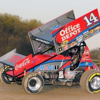 2012 Tony Stewart Racing Ohsweken Speedway (Winged Sprint Car)