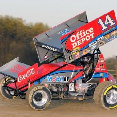 2012 Tony Stewart Racing Ohsweken Speedway (Winged Sprint Car)