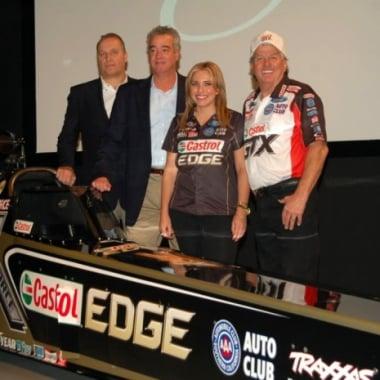 2013 Brittany Force (NHRA Top Fuel)
