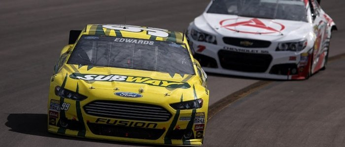 NASCAR CUP: Phoenix International Raceway Results