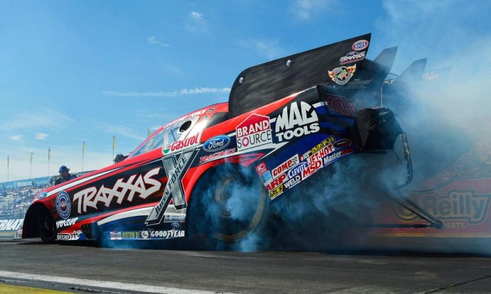 2013 Courtney Force (NHRA Funny Car)