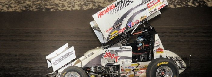 DIRT SPRINT CAR: Kraig Kinser Heads For Las Vegas
