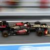 2013 Romain Grosjean - Lotus F1 Team E21 Chassis Barcelona Testing (Formula One)