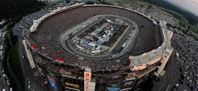 NASCAR CUP: Bristol Motor Speedway Starting Lineup