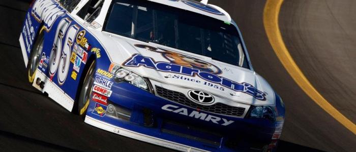 NASCAR CUP: Denny Hamlin Replacement