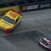 Denny Hamlin vs Joey Logano At Bristol (NASCAR Cup Series)