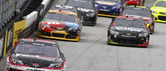 NASCAR CUP: Food City 500 Results