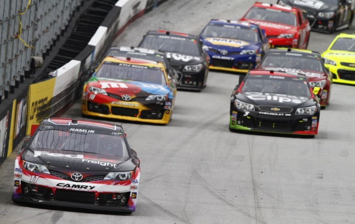 Food City 500 Results - Bristol Motor Speedway (NASCAR Cup Series)