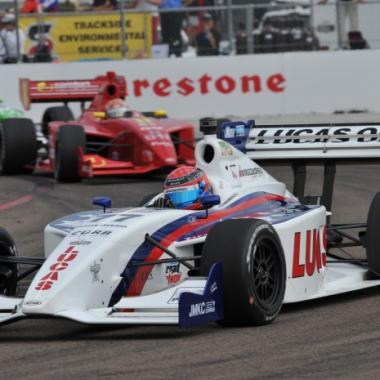 Jack Hawksworth - Schmidt Peterson Motorsports (Firestone IndyCar Lights)