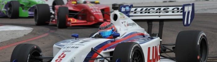 INDY LIGHTS: Jack Hawksworth Wins Indy Lights Debut