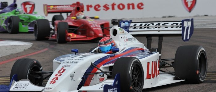 INDY LIGHTS: Jack Hawksworth Wins Indy Lights Debut