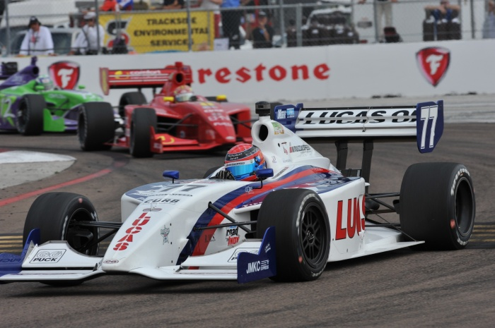 Jack Hawksworth - Schmidt Peterson Motorsports (Firestone IndyCar Lights)
