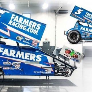 Kasey Kahne Racing - Farmers Insurance Sprint Car (World Of Outlaws)