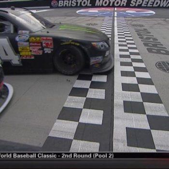 Kyle Busch - Kyle Larson - Bristol Motor Speedway Results (NASCAR Nationwide)