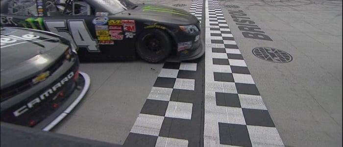 NASCAR NATIONWIDE: Kyle Busch Wins, Bristol Motor Speedway Results