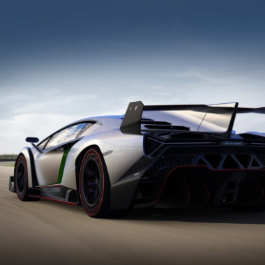 Lamborghini Veneno SuperCar Photos