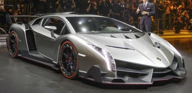 INDUSTRY: Introducing The $4.5M Lamborghini Veneno