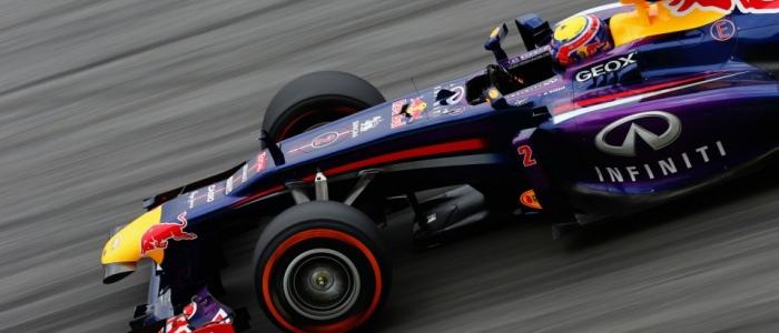 F1: 2013 Malaysian Grand Prix Results