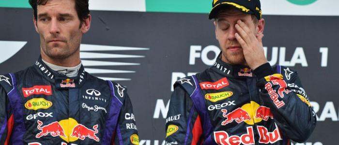 F1: Mark Webber Malaysian Grand Prix
