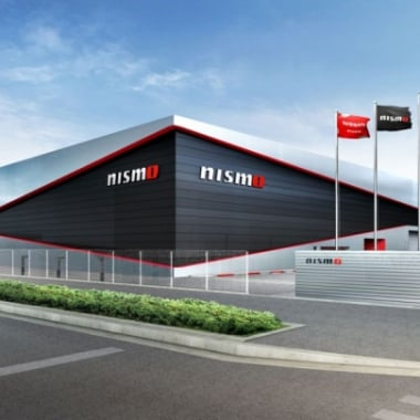 New Nismo Headquarters