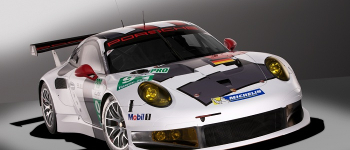 WEC: Porsche AG Unveils New 911 RSR (PHOTOS)