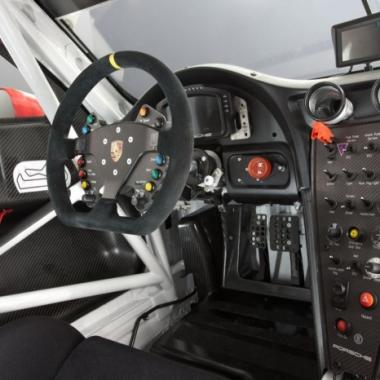 Porsche 911 RSR (World Endurance Championship - Lemans)