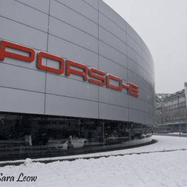 Porsche Building Architecture