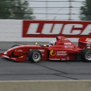 Sage Karam - Schmidt Peterson Motorsports (Firestone Indy Lights)
