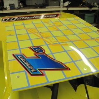 Sonic Drive In - Lance Dehm Racing