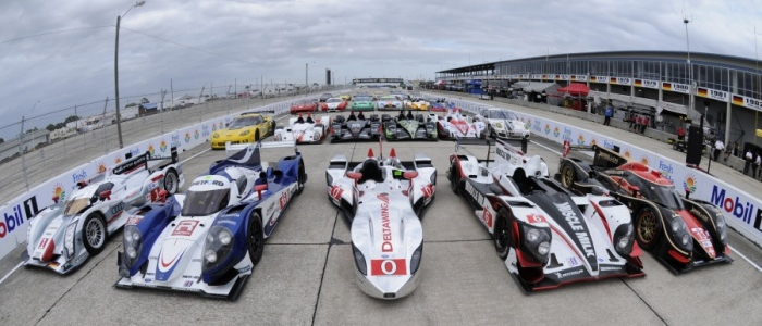 ENDURANCE: United SportsCar Racing To Debut In 2014