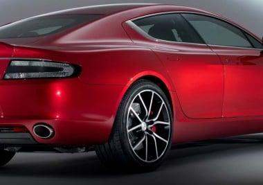 Aston Martin Rapide S - Street Car