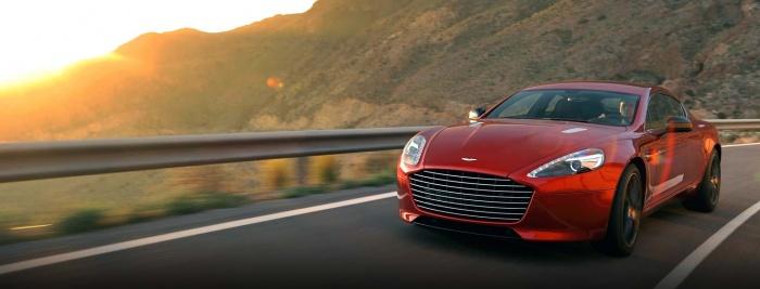 Endurance: Aston Martin Rapide S – Hydrogen Powered Race Car