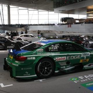 BMW Welt - BMW Motorsport M3 Cars (DTM)