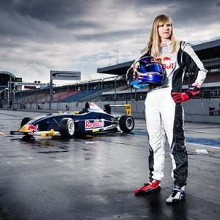 Beitske Visser - ADAC Formula Masters (Red Bull Racing Junior Team)