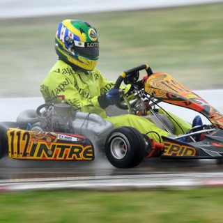 Beitske Visser - Intrepid Kart Technology (Karting)