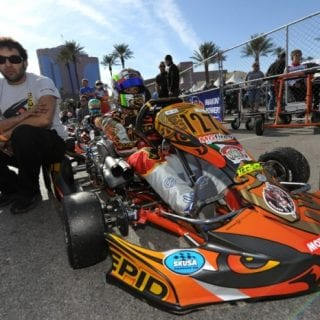 Beitske Visser - SKUSA Las Vegas SuperNats (Karting)