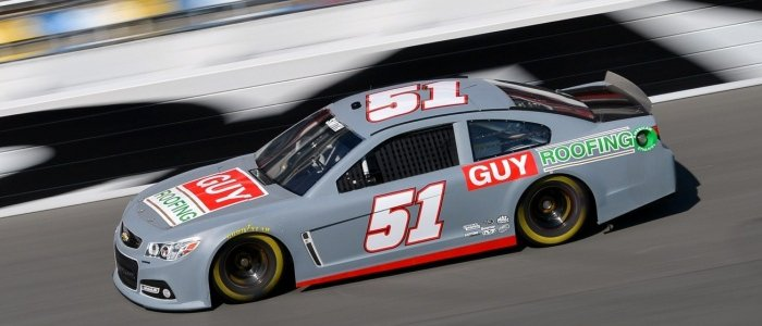 NASCAR CUP: Phoenix Racing – Smaller Team With Big Results