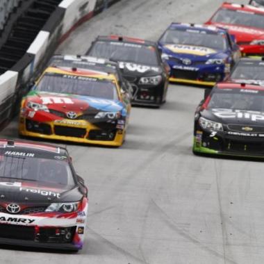 Denny Hamlin - NASCAR