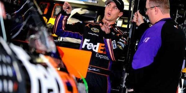 NASCAR CUP: Denny Hamlin Update – Talladega