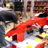 Lego F1 Car - Scuderia Ferrari F150 - The Build
