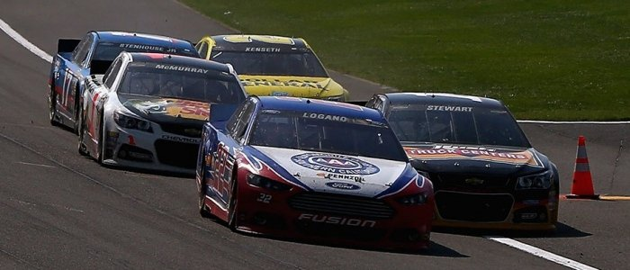 NASCAR CUP: NASCAR Blocking Under Fire