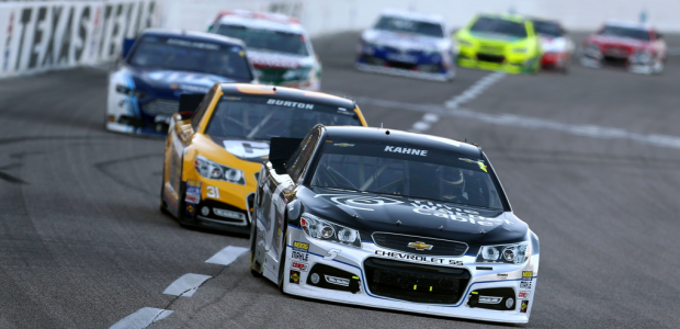 NASCAR CUP: NASCAR Fan Shot During NRA 500