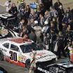 Nelson Piquet Kick Below The Belt (NASCAR Nationwide)