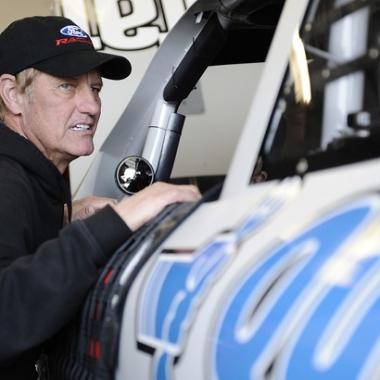 Eddie Wood - Wood Brothers Racing (NASCAR)