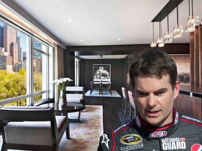 Jeff Gordon New York Apartment (NASCAR Cup Series)