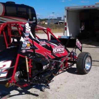 Kyle Sauder Racing - Limaland Motorsports Park