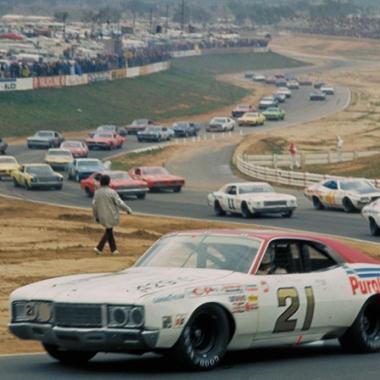 David Pearson - Wood Brothers Racing (NASCAR)
