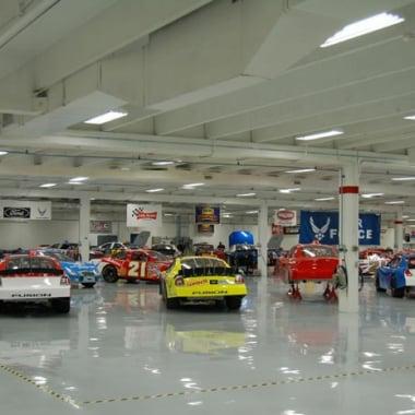 Wood Brothers Racing Shop (NASCAR)